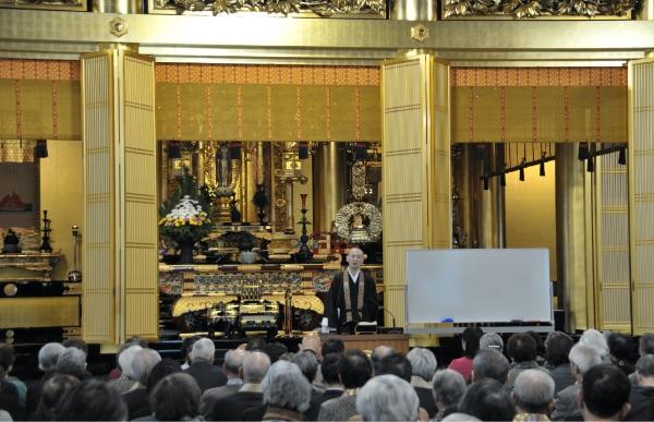 Bodhi Day Sermons