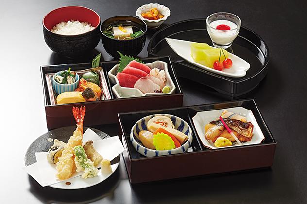 季節のお膳 雛菊 5,000円~(税別)
