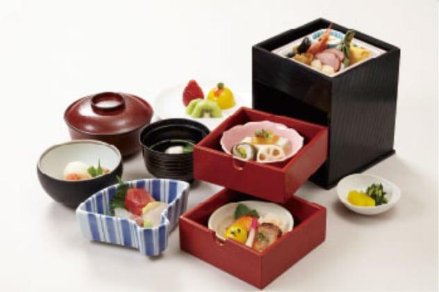 かまくら弁当3,800円~(税別)